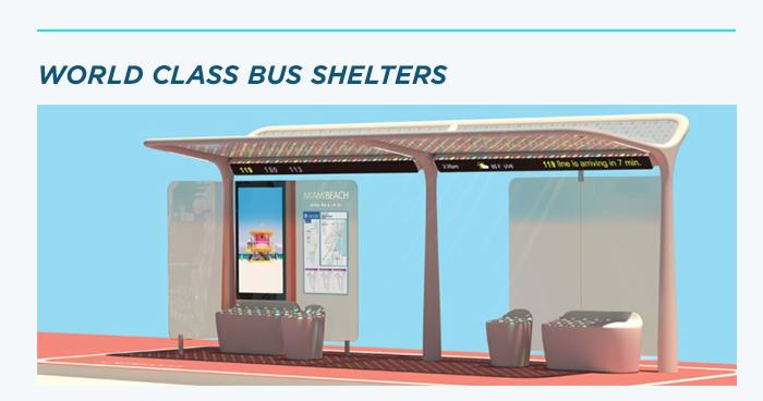 New Bus Shelter Design