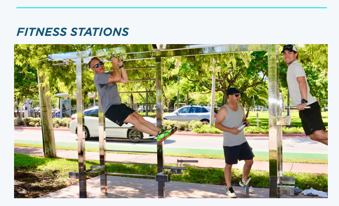 MB Fitness Stations